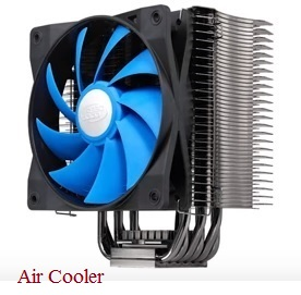 Air cooler for air cooling