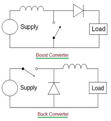 Buck Boost Converter Circuits