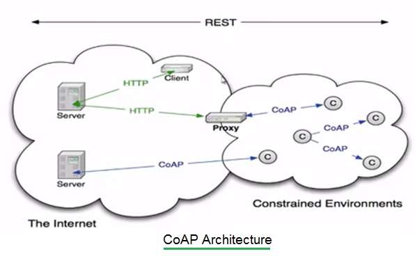 What is CoAP protocol IoT | CoAP Architecture,message format
