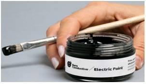 Conductive Paint, Electric paint