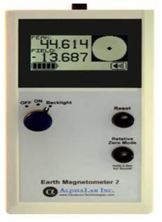 Earth Magnetometer