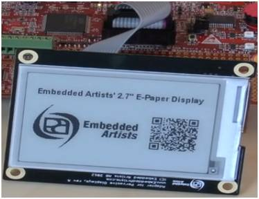 Electronic Paper Display