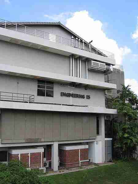 Engineering Universities in Singapore,NUS