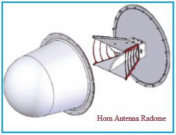 Horn Antenna Radome
