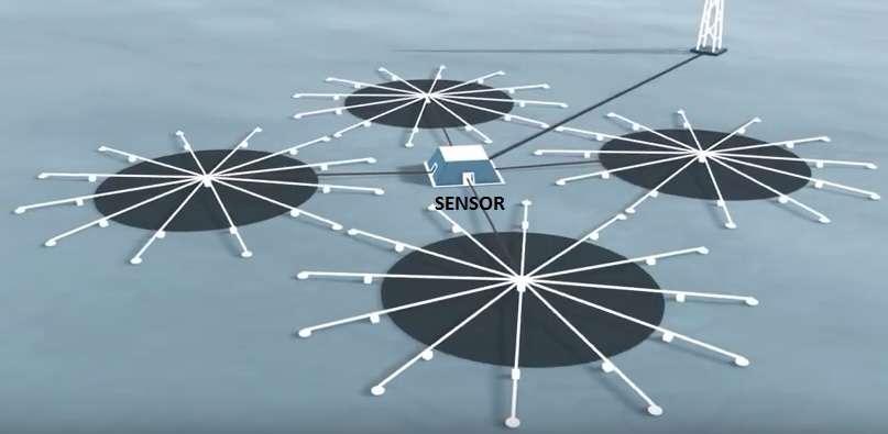 Infrasonic sensor elements