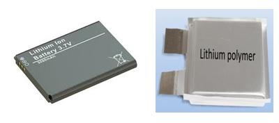Lithium Ion vs Lithium Polymer