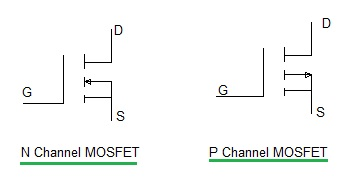 MOSFET vs BJT | difference between MOSFET and BJT