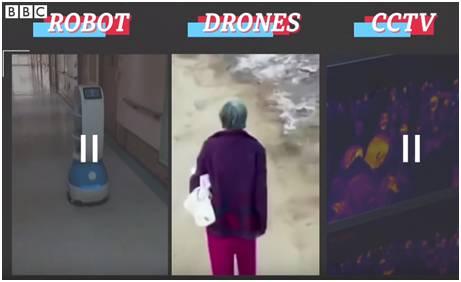 Methods of mass surveillance