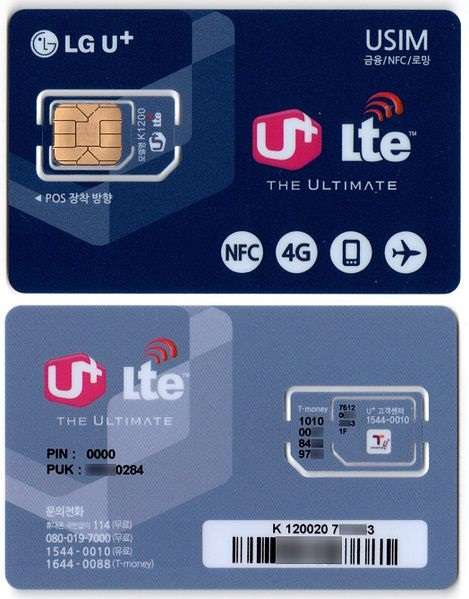 NFC USIM
