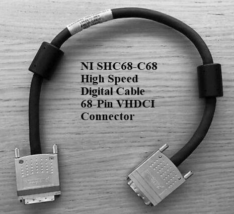 NI SHC68 C68 cable