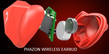 Phazon Wireless Earbud