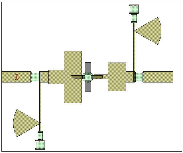 RF Amplifier Final Layout