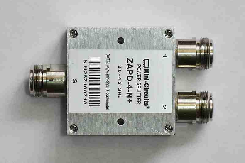RF Power Divider