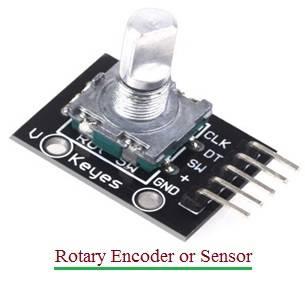 Rotary sensor,Rotary encoder