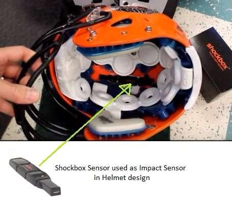 Shockbox Impact Sensor