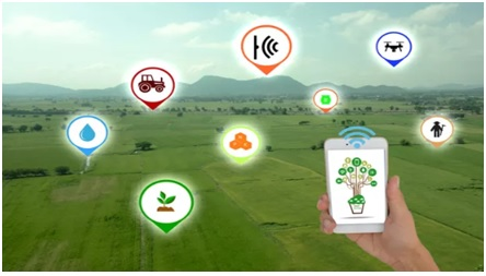 Smart Agriculture Farming using Sensors