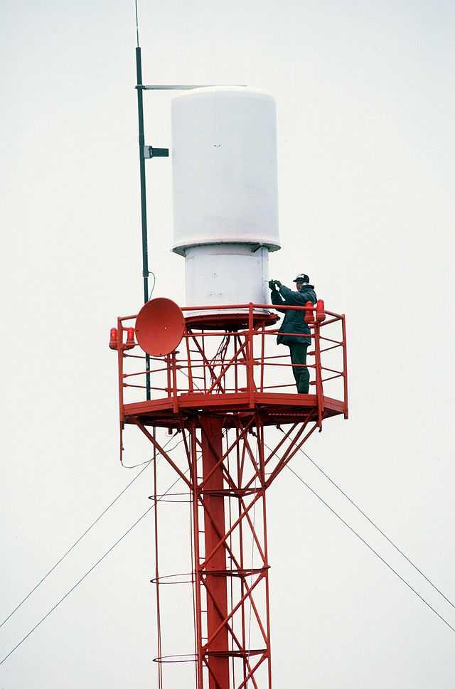 TACAN,Tactical Air Navigation System