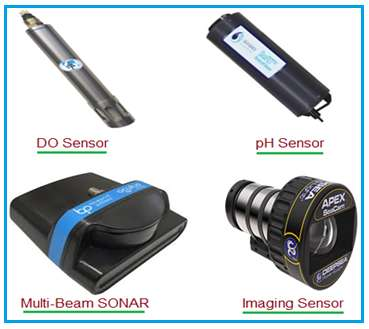 Types of Deep Sea Sensors