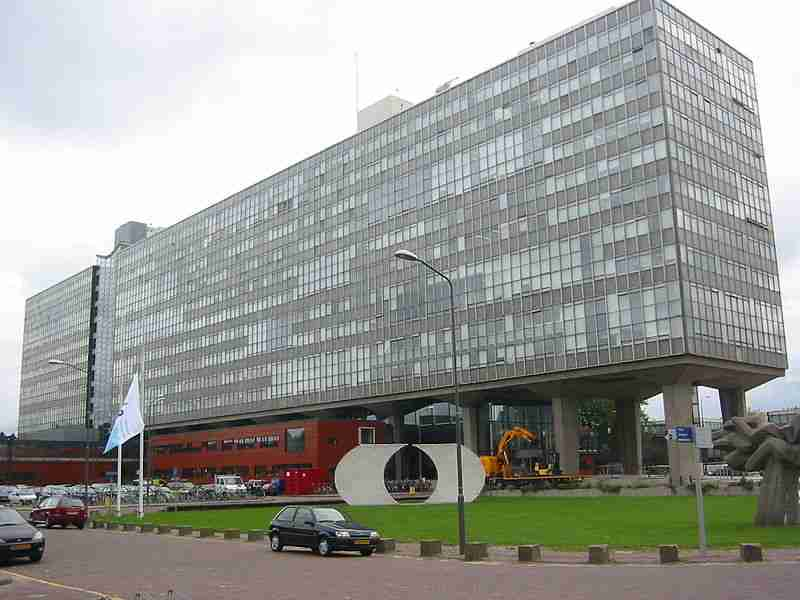 Universities and colleges in Netherlands