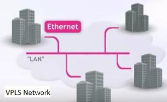 VPLS network