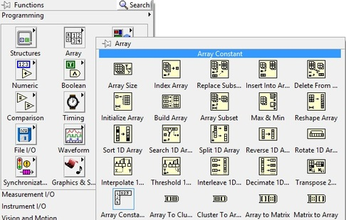 array labview fig1