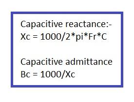 Inductive reactance calculator,capacitive reactance calculator