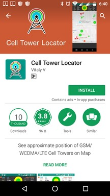 cell phone tower locator 1