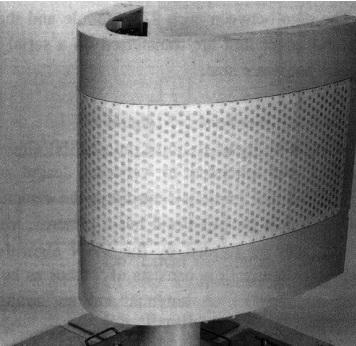 conformal array antenna