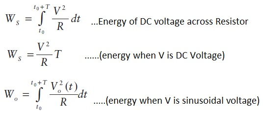 Power Vs Energy Difference Between Power And Energy