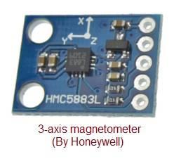 magnetometer sensor