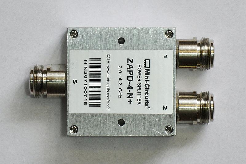 rf power divider/combiner
