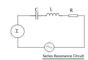 series resonance circuit
