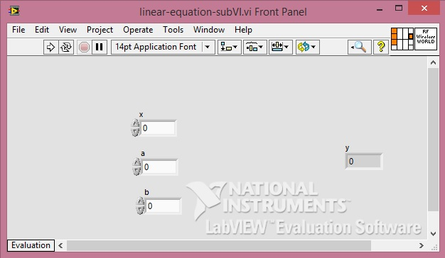 subVI labview fig1