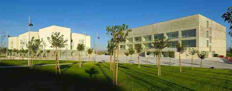 universities and colleges in spain,San Jorge University