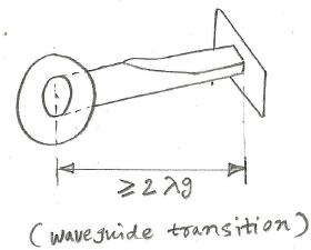 waveguide transition