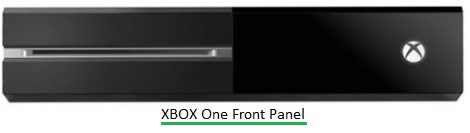 xbox one front panel